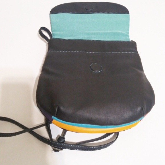 mywalit Handbags - Mywalit Black Crossbody Bag